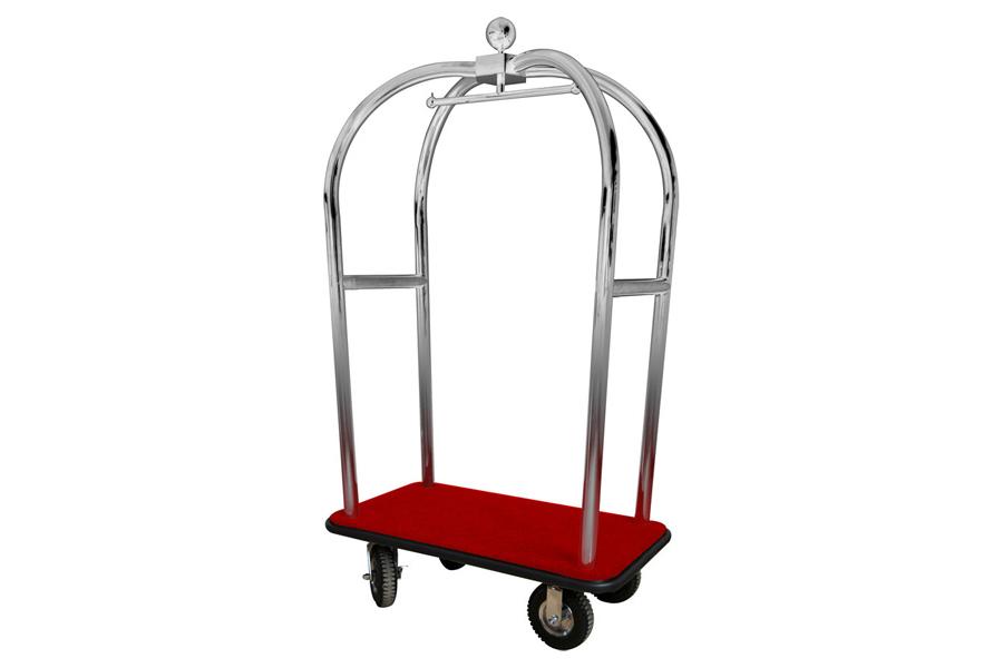 Carrelli portabiti con ruote pneumatiche oi - Porta abiti con ruote ...
