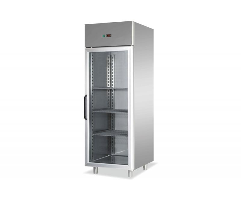 Armadi Refrigerati e Congelatori Inox a Vetrina