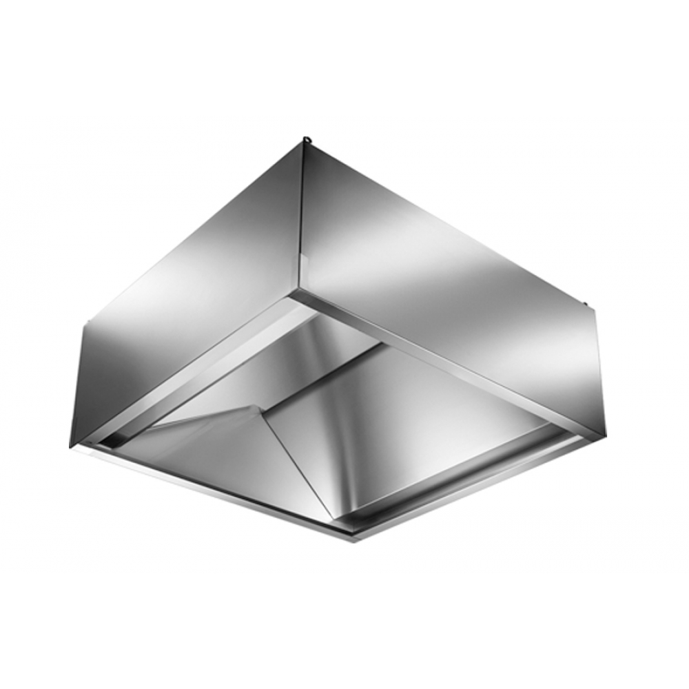 Cappe Inox per Lavastoviglie con Motore