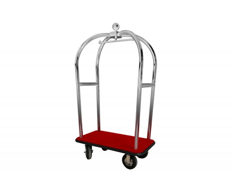Carrelli Porta Bagagli con Ruote Pneumatiche