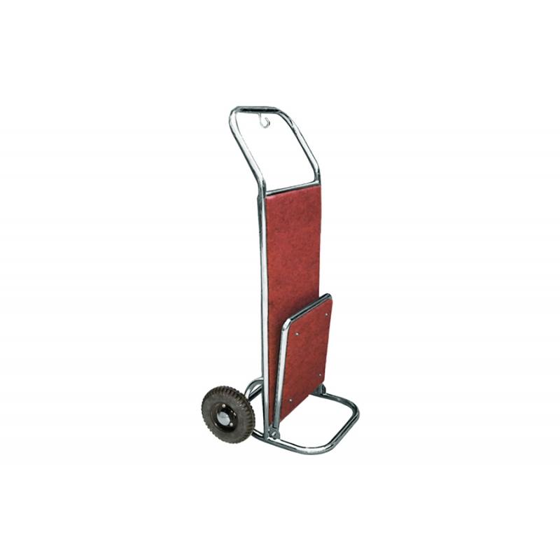Carrelli porta Valige su 2 Ruote Inox - PV2003I