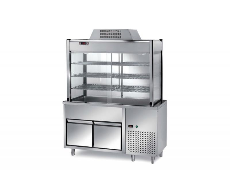 Elemento Refrigerato con Vetrinetta Self-Service