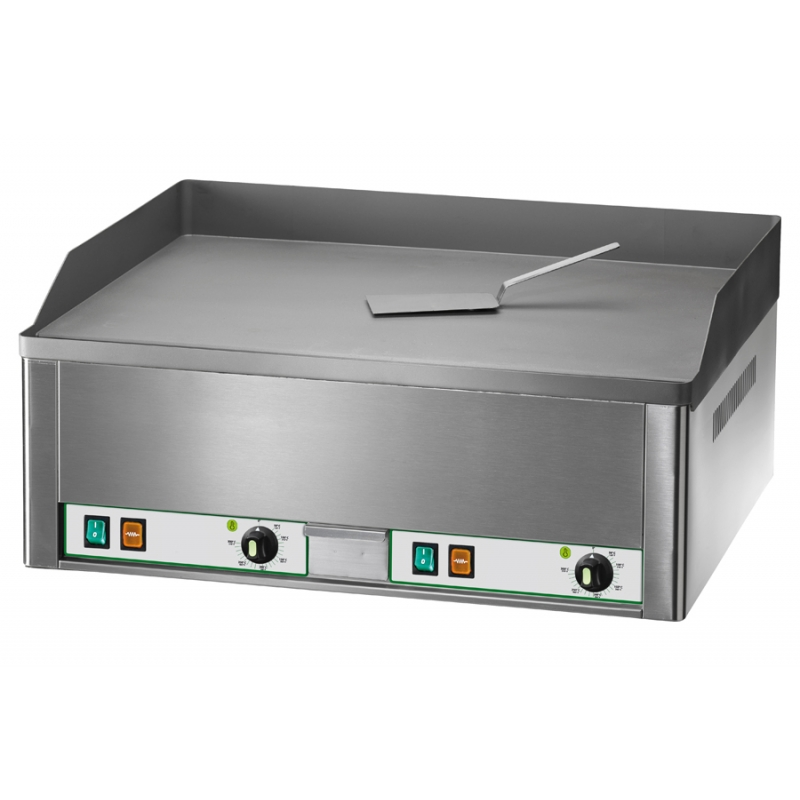Fry Top Elettrici - FRY2L