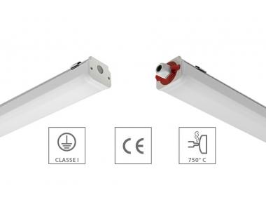 Lampada a LED Stagna per Cappe Aspiranti